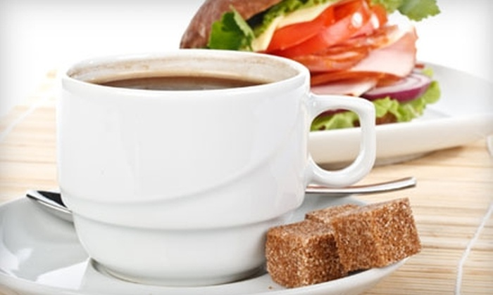 Starling Coffee Co. - Seattle: $10 for a $20 Gift Card at Starling Coffee Co. in Lynnwood