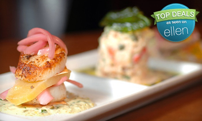 Moro Restaurant - Wilmington: $30 for $60 Worth of Contemporary Cuisine and Drinks at Moro Restaurant