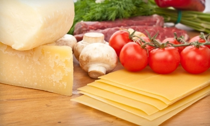 Pastacheese.com: $15 for $30 Worth of Gourmet Groceries from Pastacheese.com
