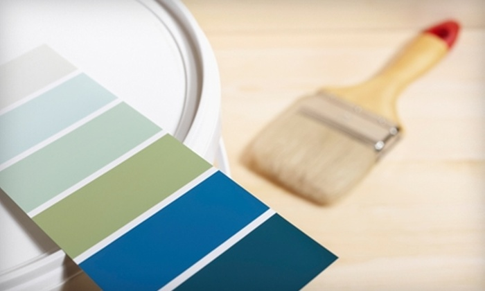 Five Star Painting - Downtown Indianapolis: $69 for a One-Room Paint Job from Five Star Painting ($260 Value)