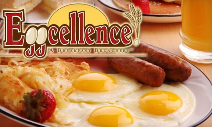 Eggcellence - Washington DC: $10 for $20 Worth of Brunch Fare at Eggcellence in Annapolis