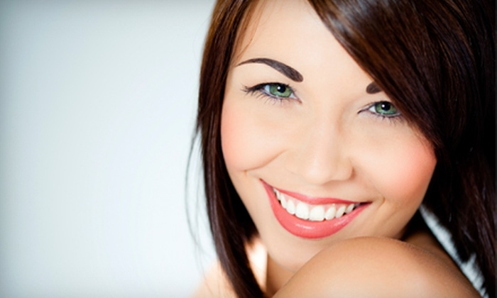 Superior Spa & Salon - Springlake, University Terrace: Facial Waxing or Solar Nails with UV Gel at Superior Spa & Salon