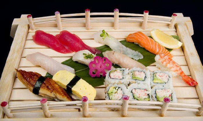 Zono Sushi - City Center: $15 for $30 Worth of Sushi and Japanese Fare at Zono Sushi in Glendale