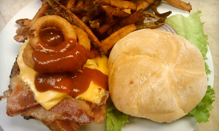 Old Mill Brewery & Grill - Littleton: $10 for $20 Worth of Pub Fare at Old Mill Brewery & Grill in Littleton