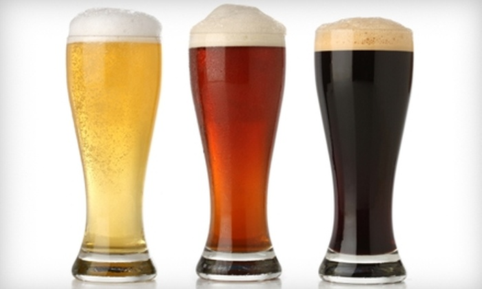 Village Pourhouse - Clinton: $15 for a Two-Hour Beer 101 Tasting Class at Village Pourhouse ($25 Value)
