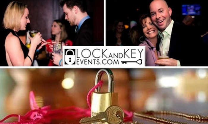 Lock and key dating event