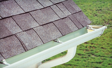 100 Linear Feet of Gutter-Cleaning Services (a $50 value) - Xtreme Contracting Services in