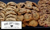Aunt Joy's Cakes - Burbank: $8 for a Pound of Baked-to-Order Cookies at Aunt Joy's Cakes in Burbank ($16 Value)