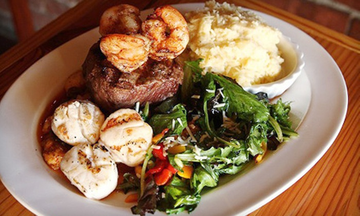 Nica's 320 - Crossroads: $7 for $15 Worth of American Fusion Dinner Fare at Nica's 320
