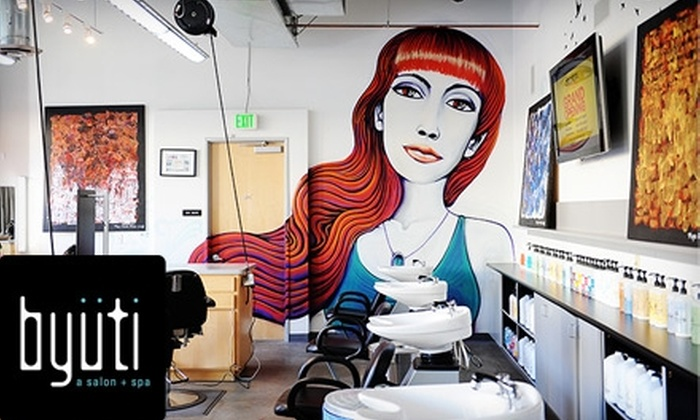 byuti - Central Sacramento: $40 for $80 Worth of Salon and Spa Services at byuti