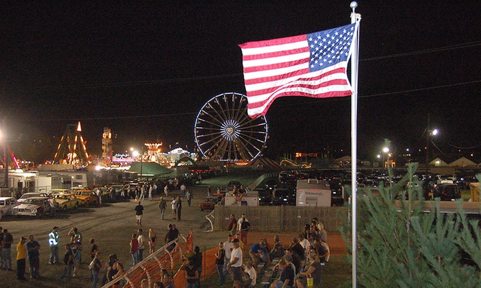 The Great Frederick Fair - Frederick: $10 for Two Tickets to The Great Frederick Fair ($16 Value)