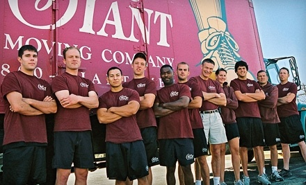 Great Giant Moving & Storage - Great Giant Moving & Storage in