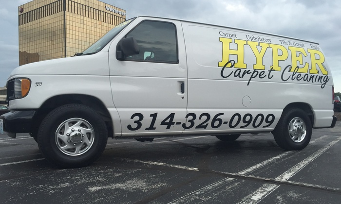 Hyper Carpet Cleaning - St Louis: $99 for $220 Worth of Rug and Carpet Cleaning — Hyper Carpet Cleaning