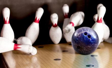 1,5 uur bowlen en onbeperkt steengrillen voor 412 personen bij Bowlingcentrum Erica in Sint Hubert
