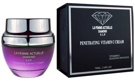 La Femme Actuelle Diamond Penetrating Vitamin C Cream; 2.4 Fl. Oz.