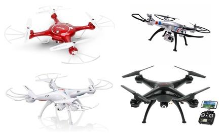 Déstockage de Drone Syma, caméra Full HD, Wifi (Smartphone) télécommande, Grand Angle, Grande Autonomie et charge rapide