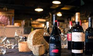 Ristorante Saxò: Corso base di degustazione vino più bottiglia in regalo per 2 o 4 persone al Ristorante Saxò (sconto fino a 67%)