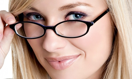 $25 for $150 Worth of Prescription Lenses and Frames for Adults or Children at Optica (83% Off)