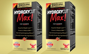 Buy 1 Get 1 Free: Hydroxycut Max Supplements For Women