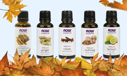 Autumn Essential Oil Collections