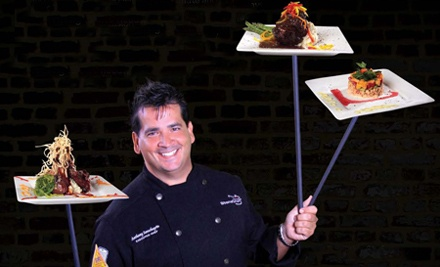 Stone Chef Caterers: $100 Groupon for Catering - StoneChef Caterers in Tampa