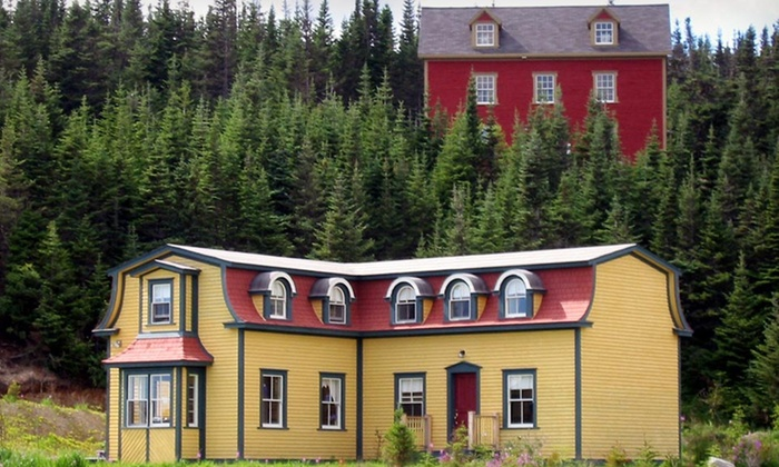 Fishers' Loft Inn - Port Rexton: $65 for a One-Night Stay for Two at Fishers' Loft Inn in Newfoundland (Up to $165 Value)