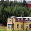Newfoundland Inn Overlooking Scenic Bay