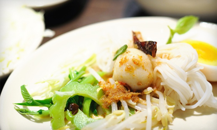 Thai Spice - North Corals: $20 for $40 Worth of Upscale Thai Cuisine at Thai Spice. Two Options Available.