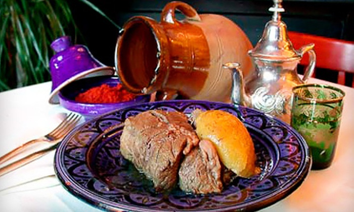 Zitoune - Mamaroneck: Up to 56% Off Moroccan Cuisine at Zitoune in Mamaroneck