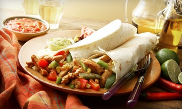 Su Casa Mexican Restaurant - Sauer's Gardens: $5 for $10 Worth of Mexican Cuisine at Su Casa Mexican Restaurant