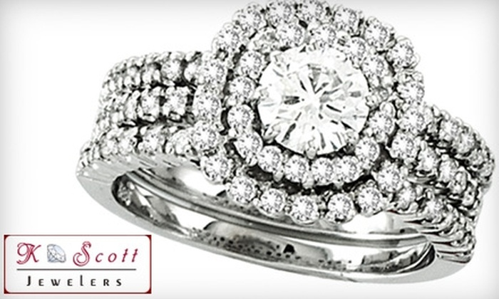 K Scott Jewelers - Central Pencader: $30 for $60 Worth of Jewelry at K. Scott Jewelers