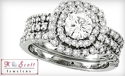 $60 Groupon to K Scott Jewelers - K Scott Jewelers in Bear