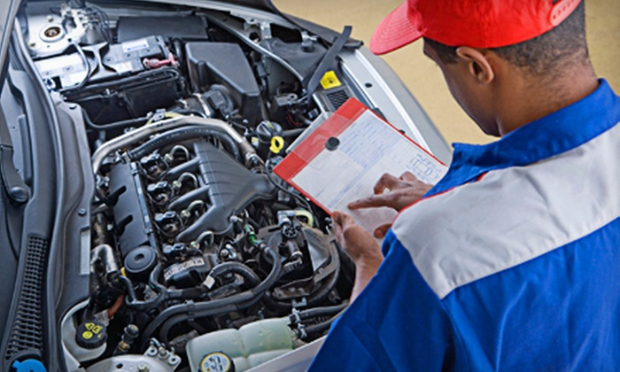 Fairfield Hyundai - Fairfield: $25 for a Car-Care Package with Oil Change, Tire Rotation, Inspection, and Car Wash at Fairfield Hyundai ($59.95 Value)