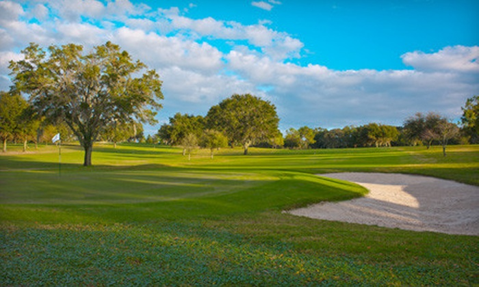 Palatka Golf Club - Park Villas: Weekday or Weekend 18-Hole Golf Outing for Two with a Cart, Range Balls, and Lunch at Palatka Golf Club (Up to 51% Off)