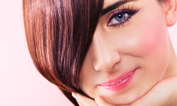 House of Synergy Salon & Spa - Eastside: $29 for a Women's Cut, Blow-Dry, Style, and Scalp Massage at House of Synergy Salon & Spa in Long Beach ($70 Value)