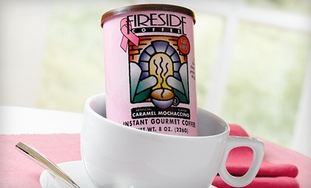 $20 Groupon to Fireside Coffee Co. - Fireside Coffee Co. in Swartz Creek
