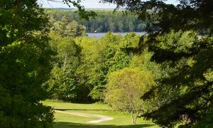 Four-Season Resort in Haliburton Highlands at Pinestone Resort & Conference Centre, plus 6.0% Cash Back from Ebates.