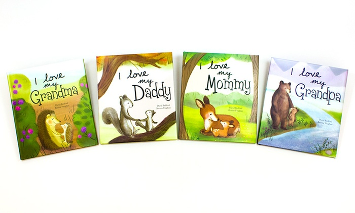 Children's I Love You 4-Book Bundle: Children's I Love You 4-Book Bundle
