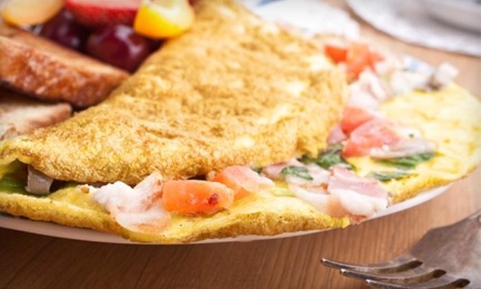 Pop Diner - Elmhurst: Diner Fare or Catering from Pop Diner in Elmhurst