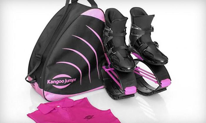 Beachside Ryde - West Palm Beach: $39 for 10 Kangoo Jumps Fitness Classes at Beachside Ryde in West Palm Beach ($150 Value)