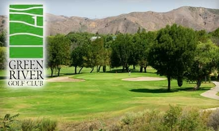 Green River Golf Club - Corona: $20 for 18 Holes of Golf at Green River Golf Club in Corona (up to $40 value)