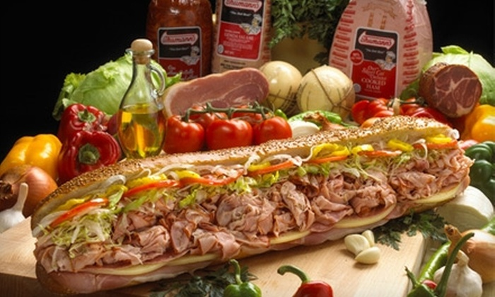 Primo Hoagies - Newark: $6 for $12 Worth of Deli Fare and Drinks or $25 for $50 Worth of Catering at Primo Hoagies in Newark