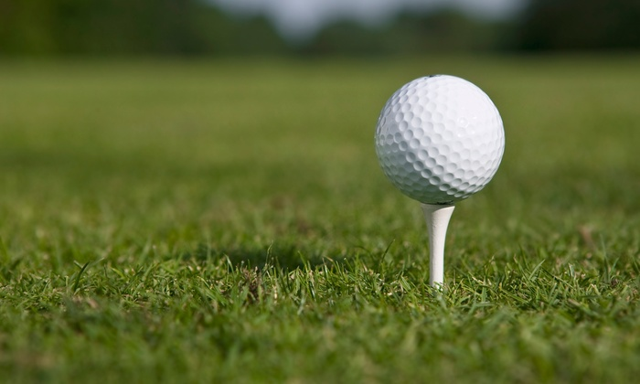 Mimosa Hills Golf and Country Club - Morganton: Golf with Cart and Driving-Range Use for One or Four at Mimosa Hills Golf and Country Club (Up to 58% Off)