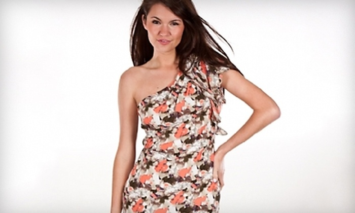 Fab'rik - Des Moines: $25 for $60 Worth of Designer Apparel and Accessories at Fab'rik in West Des Moines