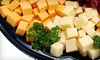 OOB Taste of Europe - Multiple Locations: European Meat and Cheese Tray for 12-15 People from Taste of Europe in Indianapolis or Crown Point (51% Off)