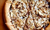 Up to 53% Off Pizza Dinner for 2 or 4 at DoubleDave's Pizzaworks