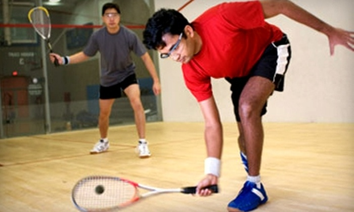Windsor Squash & Fitness Club - South Central: $40 for a One-Month Unlimited Gym Membership and One Personal-Training Session or Squash Lesson at Windsor Squash & Fitness Club ($105 Value)