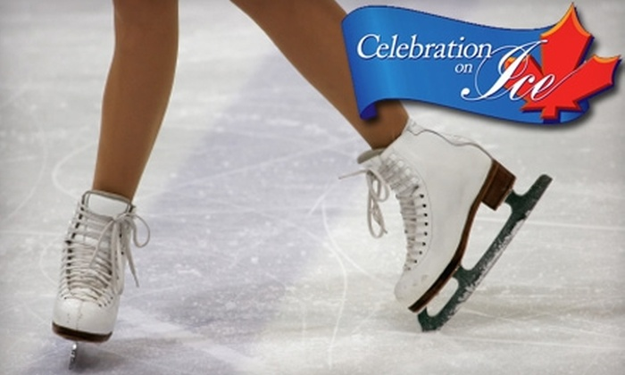 Celebration on Ice - Sudbury: $49 for Two Tickets to Celebration on Ice at Sudbury Arena on December 18th ($104 value)