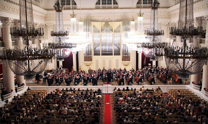 """""""Tschaikowski"""" St. Petersburg State Orchestra - New Brunswick: $15 for Concert Outing to """"Tschaikowski"""" St. Petersburg State Orchestra at State Theatre on February 12 (Up to $70 Value)"""