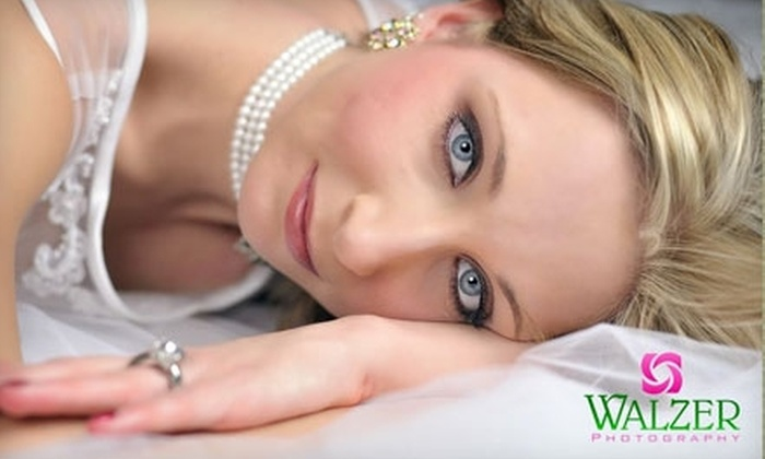 Walzer Photography - Sammamish: $99 for a Boudoir Photo Package at Walzer Photography in Sammamish ($319 Value)